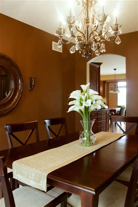 traditional dining room with chandelier ft nearly