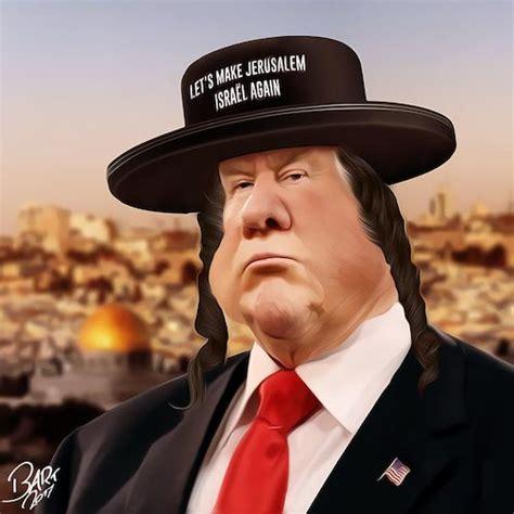 Judenstern By Bart van Leeuwen   Politics Cartoon   TOONPOOL