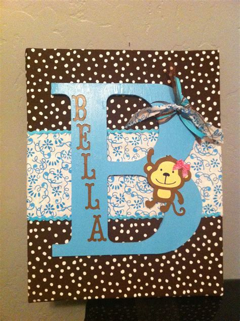 canvas cover  fabrics paint wooden letter