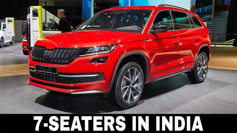 Seater Suvs by 8 Best 7 Seater Suvs And Cars To Buy In India Interior