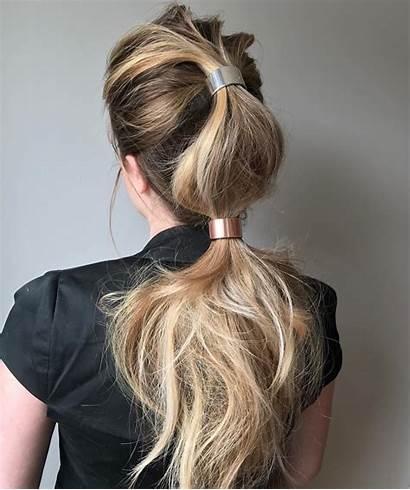Hairstyles Ponytail Easy Ponytails Hairstyle Peinados Cabello