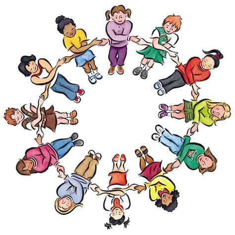 Community Nursery Nurse Role by Page 2 Multicultural Friendship Globe Art Border