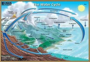 The Water Cycle  Natural Water Cycle