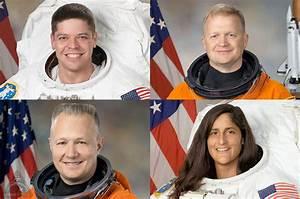 NASA names cadre of commercial crew astronauts ...