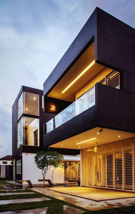 House Exterior Design Concept by Interesting House Exterior Design In Kulai Malaysia