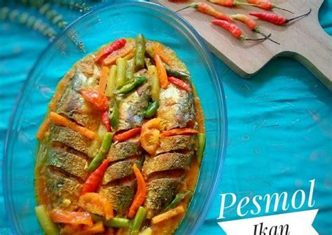 Bertambah lagi satu resep masakan yang tentunya sangat bermanfaat bagi anda sebagai menu koleksi masakan harian anda. Resep Pesmol Ikan Kembung oleh Vey Alodia's Kitchen - Cookpad