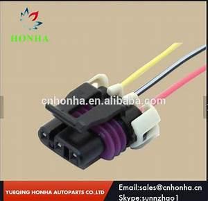 3 Way Ls1 Lt1 3 Maf Mass Air Flow Sensor Connector Pigtail