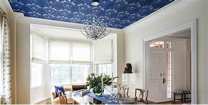 Ceiling Ceilings Dark Designer