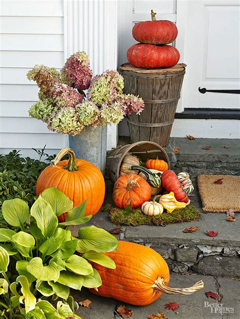 Decorating Ideas For Fall 2015 by Decorate Your Prettiest Fall Front Door