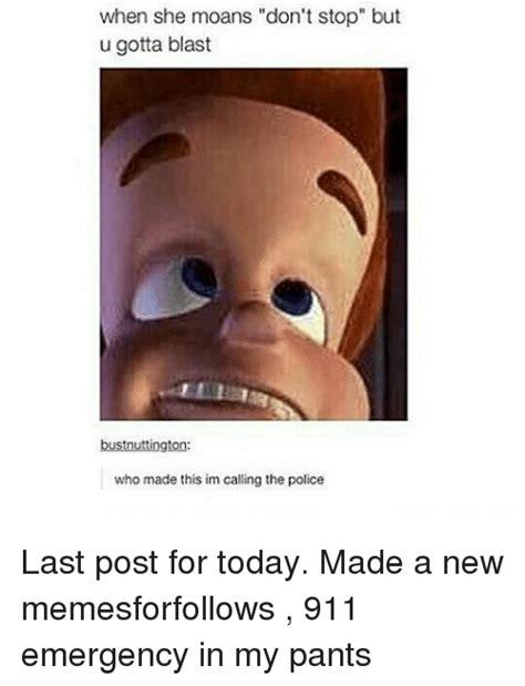 Search But You Gotta Blast Memes