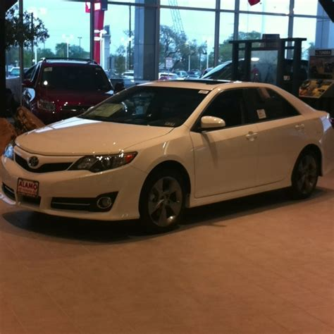 Alamo Toyota by 2012 Camry Se V6 Looking Sharp At Alamo Toyota Our