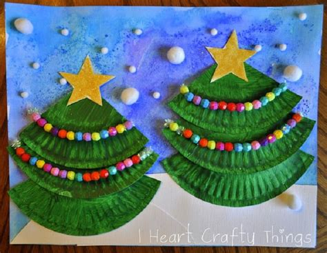 {*merry} Christmas Art And Craft Ideas