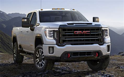 Gmc 2500hd Wallpaper by 2020 Gmc 2500 Hd At4 Crew Cab Wallpapers And Hd