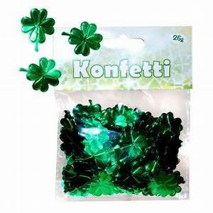 Party Deko 24 : kleeblatt konfetti im shop ~ Orissabook.com Haus und Dekorationen