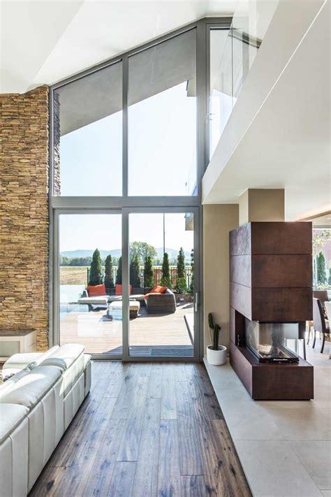 porte e finestre in alluminio installazione di porte e finestre in alluminio residenza