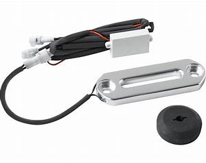 Polaris U00ae Pro Hd 4 500 Lb  Winch Upgrade Kit