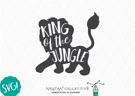 Simba baby the lion king 3 svg dxf eps pdf png. King of the Jungle, Baby Lion SVG file | Baby svg, Baby ...