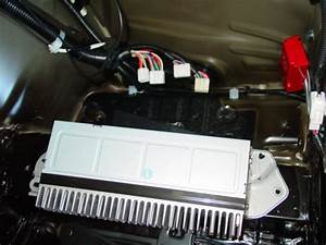 Diy  2007 Isx50 Oem Xm Satellite Radio Install