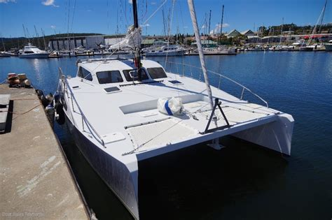 Catamaran For Sale by Easy 37 Modified Catamaran Sailing Catamaran For Sale