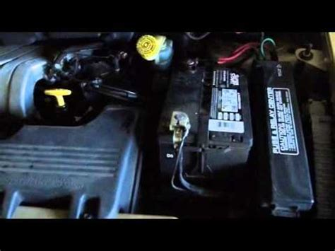 troubleshooting  intermittent starter chrysler tc