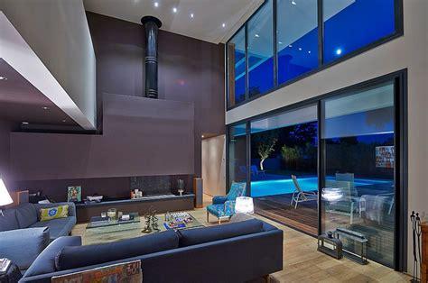 cuisine cote maison ha 10 villa contemporaine par hybre architecte en gironde