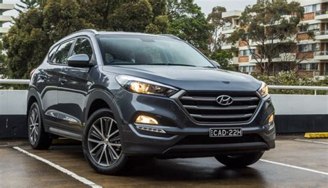 hyundai tucson active  colors release date