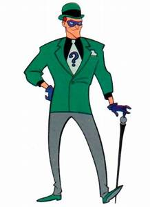 The Riddler - Batman The Animated Series Wiki