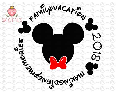 By heather truckenmiller april 18, 2019 1 comments. Disney Family Vacation SVG / Disney Trip SVG / Mickey ...