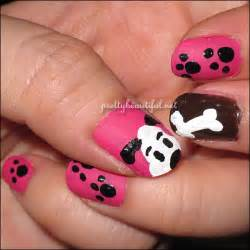 Nail art tutorial bow wow west