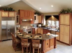 kitchen bar island ideas 10 g shaped kitchen layout ideas