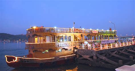 Boat Cruise With Music On The Mandovi River by Why Choose Goa As Your Honeymoon Destination Goa