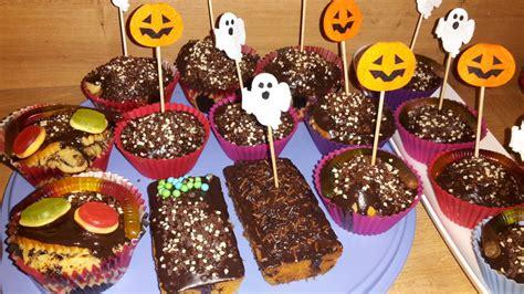 Halloween  Schoko  Muffins (Rezept mit Bild) von Fenraya