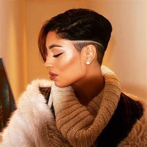 The 25  best Black women short hairstyles ideas on Pinterest