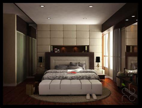 kamar tidur minimalis utama  sederhana tapi mewah
