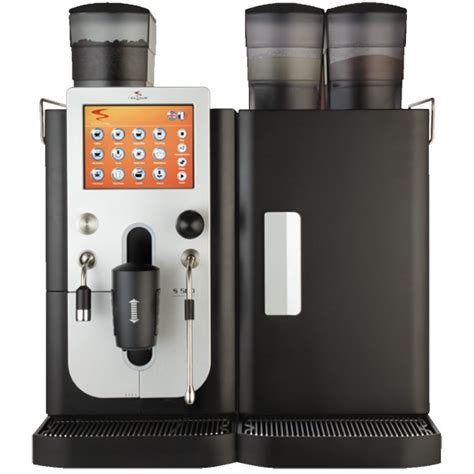 We guarantee our coffee to always be fresh. Rex Royal S500 - Bean To Cup Coffee Machines
