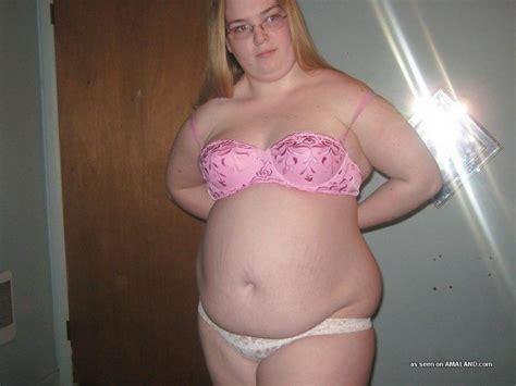 Perverted Plumper Posing Naked