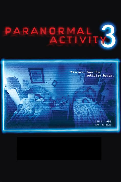 itunes movies paranormal activity
