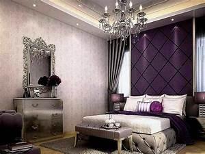 Außergewöhnliche Möbel Günstig : das schlafzimmer lila gestalten 67 einmalige wohnideen ~ Sanjose-hotels-ca.com Haus und Dekorationen