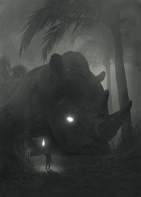 returning   jungle  artwork  dawid planeta