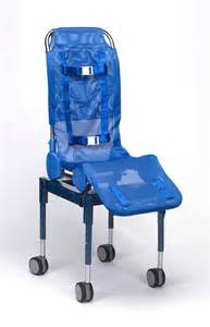 columbia medical large elite reclining shower chair only