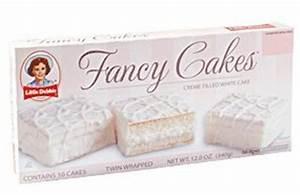 Little Debbie Fancy Cakes, 4 Boxes of 10: Amazon.com ...