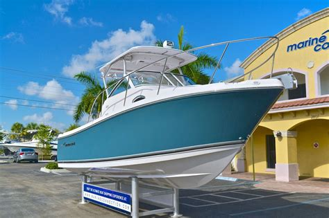 Express Walkaround Boats For Sale by Used 2007 Pro Line 23 Express Walk Around Boat For Sale In