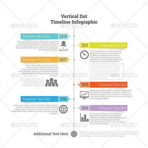 vertical timeline templates  premium templates