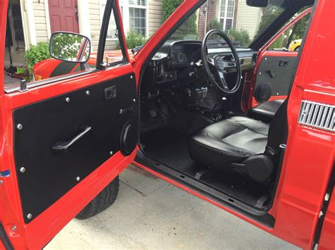 1989 toyota truck bucket seats