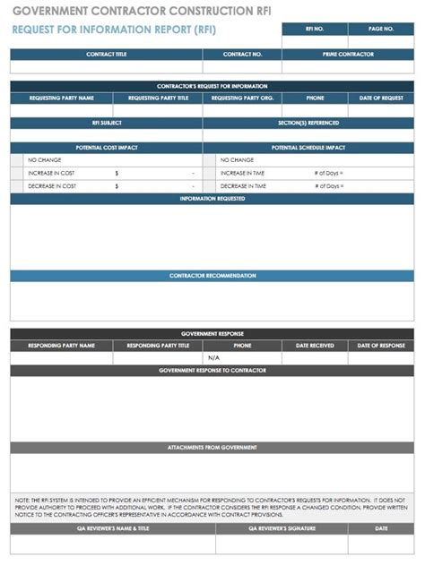 request  information templates aktin