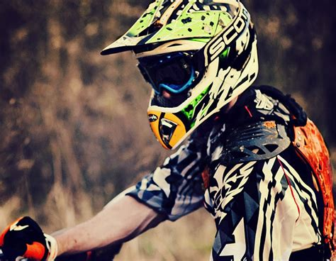 motocross helm test  crosshelm mit brille guenstig