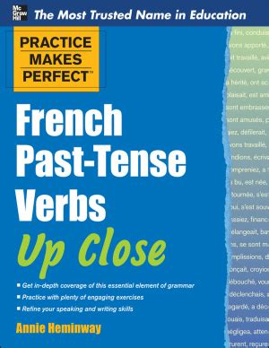 heminway annie practice  perfect french  tense
