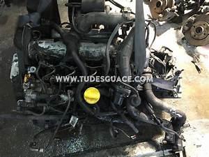 Despiece De Motor F9q B8 Renault Megane Ii  2002