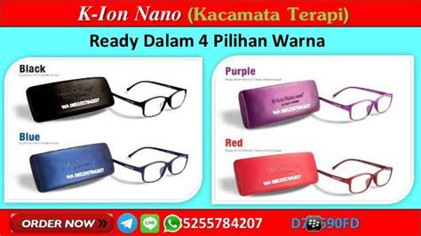 wa  jual kacamata terapi ion nano  link  malang