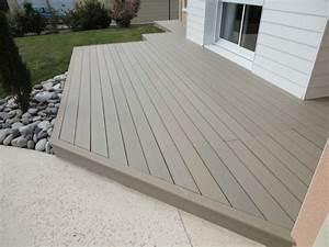 Resine Pour Bois : terrasse bois resine ~ Premium-room.com Idées de Décoration